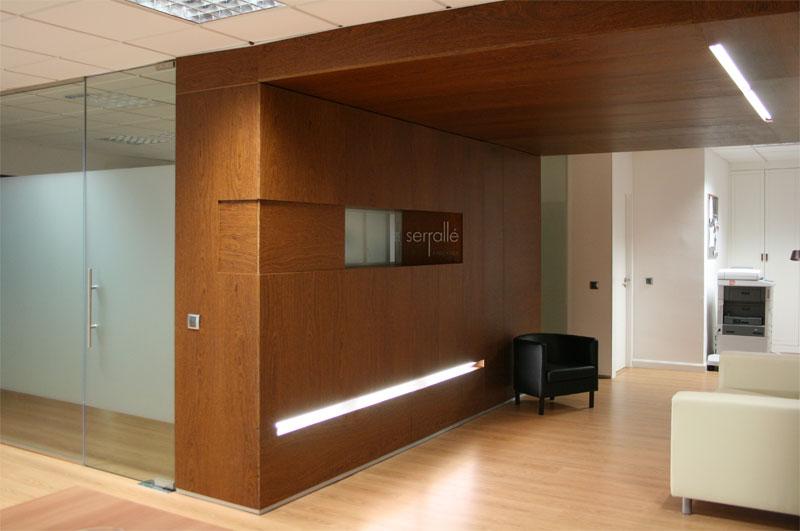 Marq gzgz marq selecci n reforma de oficinas sevilla for Muebles para despacho de abogados