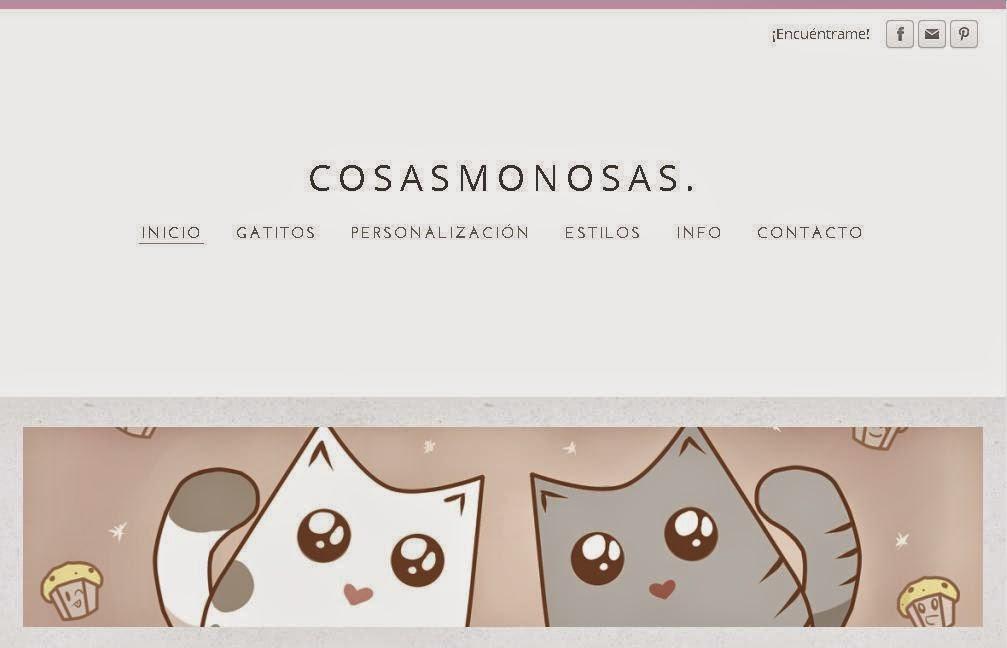 Mi web-catálogo