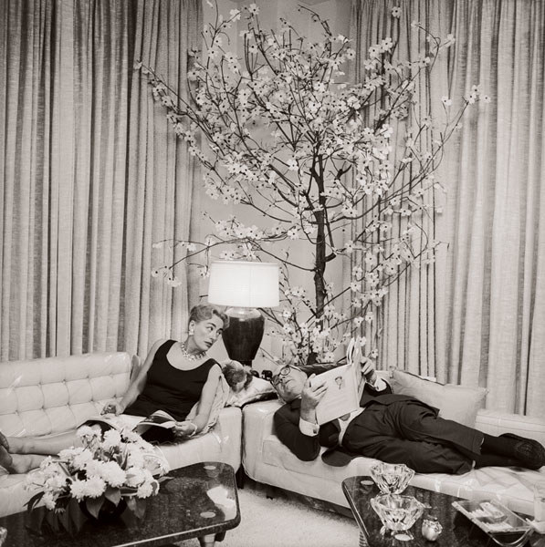 What She Loved Most Was Cleaning Keeping House with Joan Crawford
