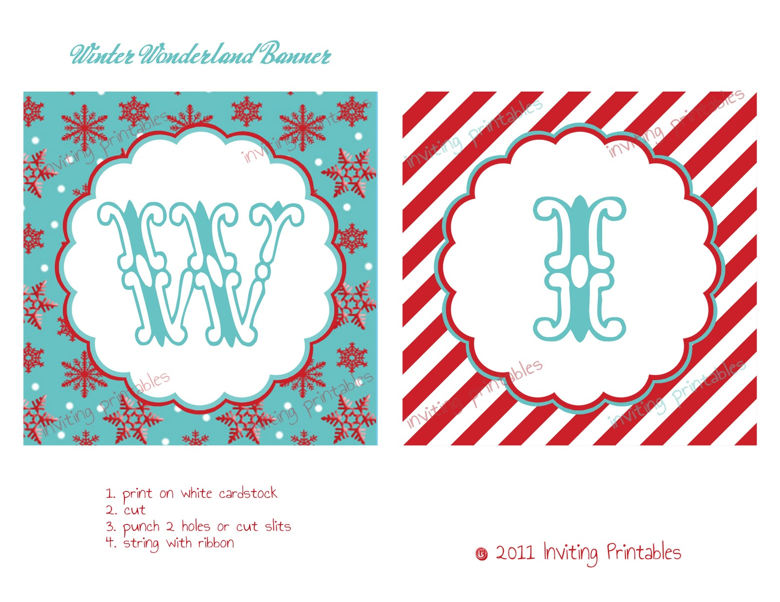 Winter Onederland Invitation is beautiful invitation sample