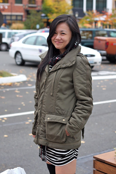 Seattle Street Style University VIllage