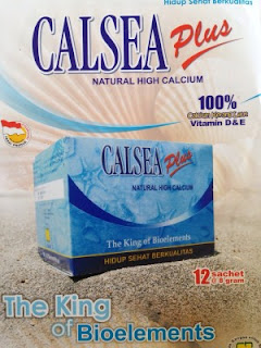 Calsea Plus Natural High Calcium