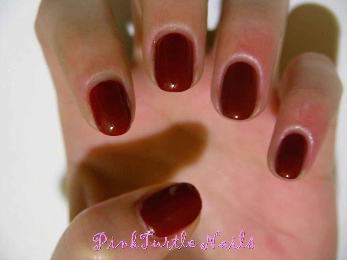 PinkTurtle Nails: Rojo de la Semana: Maybelline Mini Colorama 15 ...