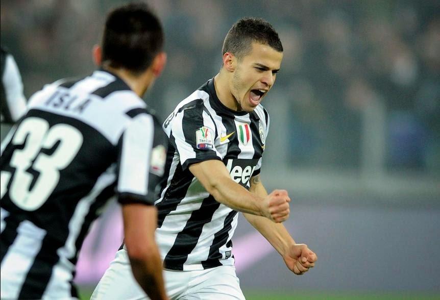 Juventus-Milan 2-1 Giovinco