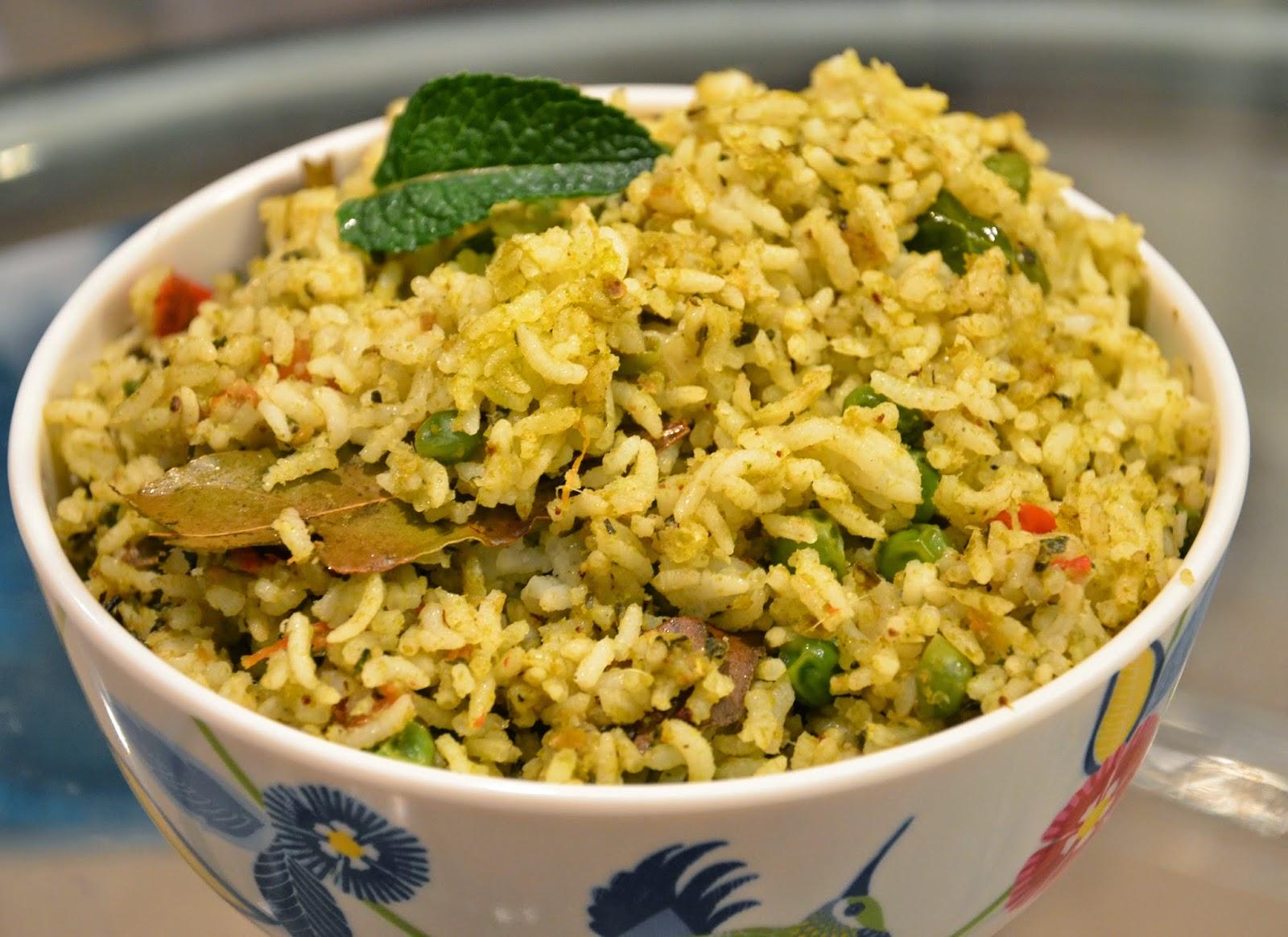 menthya bhath, mentya bath, quick lunch box recipe, lunch box rice vareity