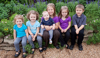 Sprijin financiar pentru familia Doboș, greu încercată de decesul celor trei copii