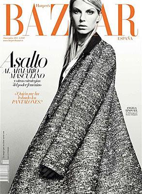 Revista: Harper's Bazaar [España] - Noviembre 2011 [PDF | Español | 111 MB]