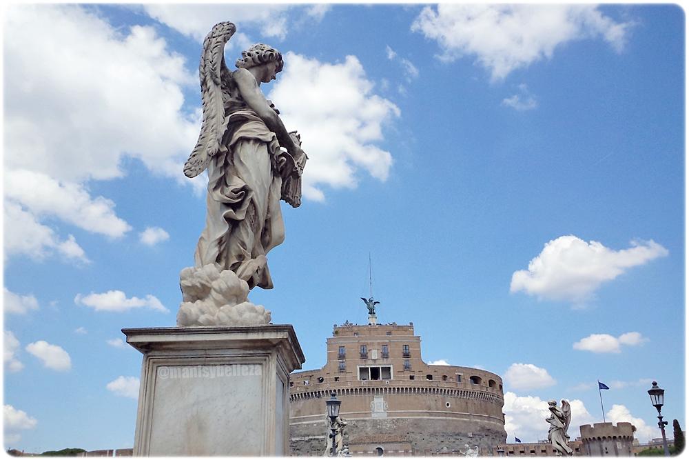 Puente Castillo Sant'Angelo Italia Roma