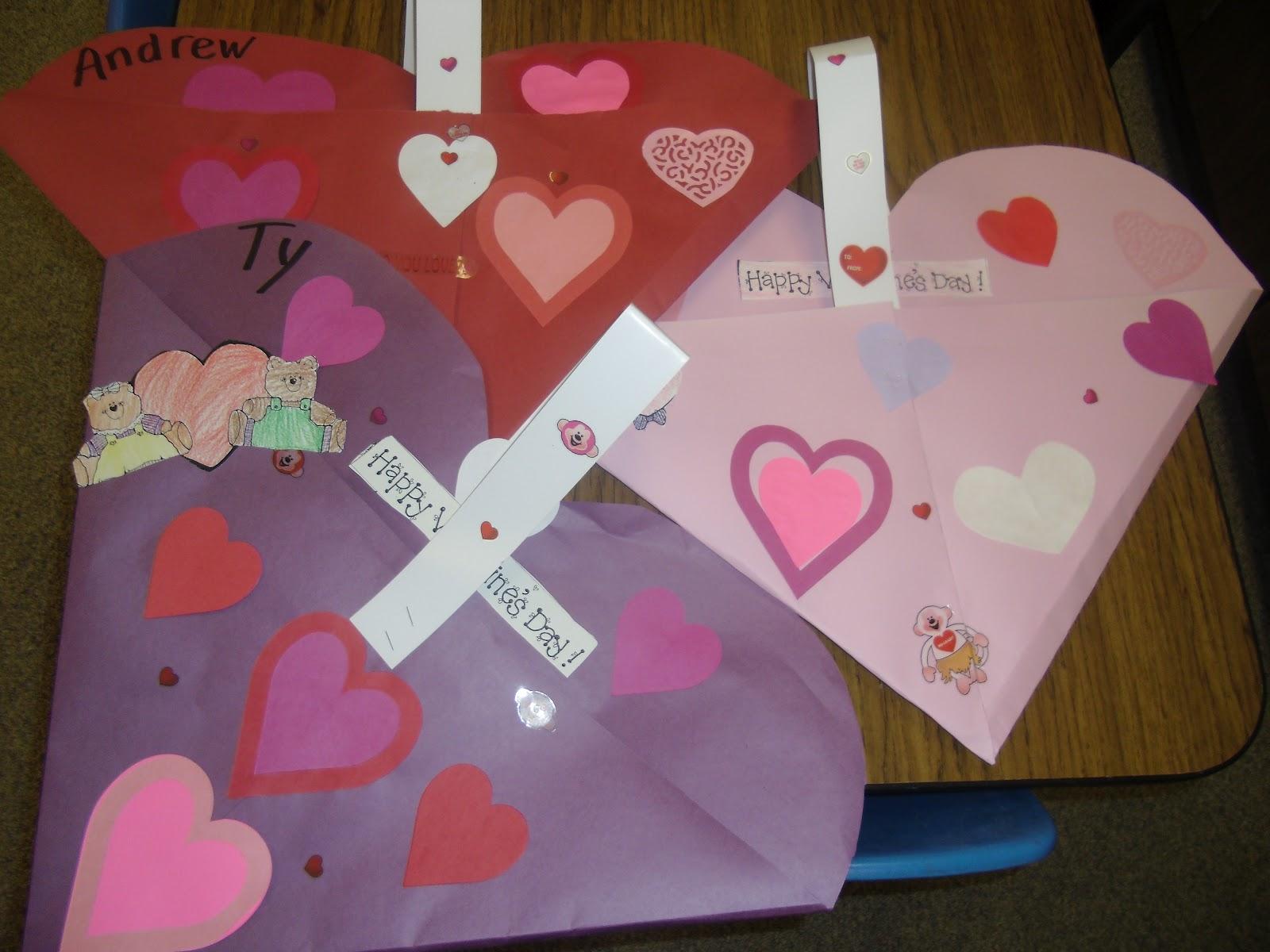 Valentine Kids Cards And Valentine Card Holders – Valentine Card Holders for Kids