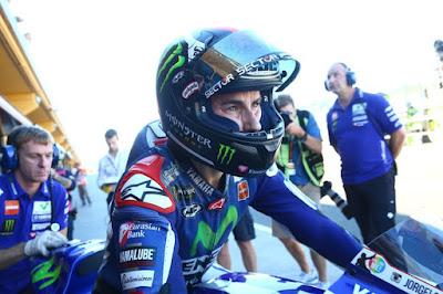 Baru 3 Hari Jadi Juara Dunia, Lorenzo Sudah Protes Marelli, Michelin dan Yamaha