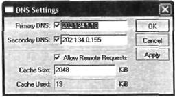 DNS Settings