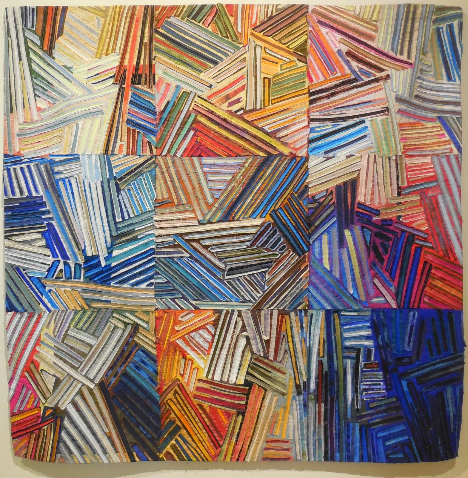 Art With a Needle: Quilt National 8 -- déjà vu : quilt national - Adamdwight.com