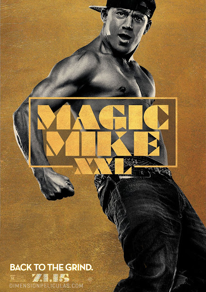 Magic Mike XXL (BRRip 1080p Dual Latino / Ingles) (2015)