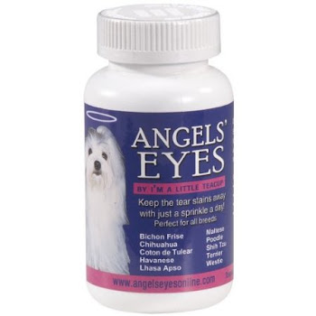 Angels' Eyes Tear-Stain Eliminator for Dogs   solamente  $72.00 + envio.