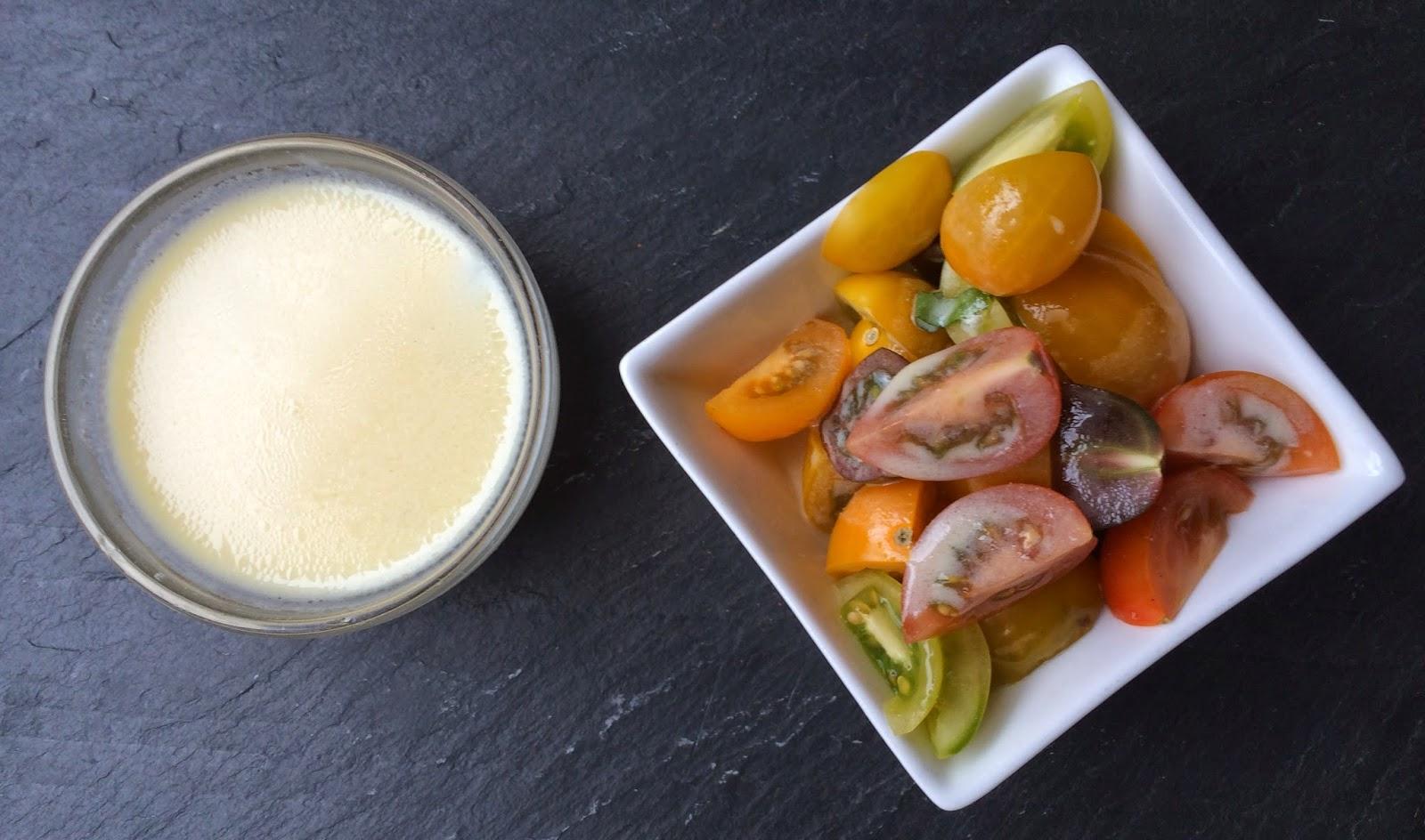 Greek Yogurt Vinaigrette