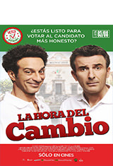 La hora del cambio (2017) BDRip 1080p Latino AC3 5.1 / Español Castellano AC3 5.1 / italiano DTS 5.1