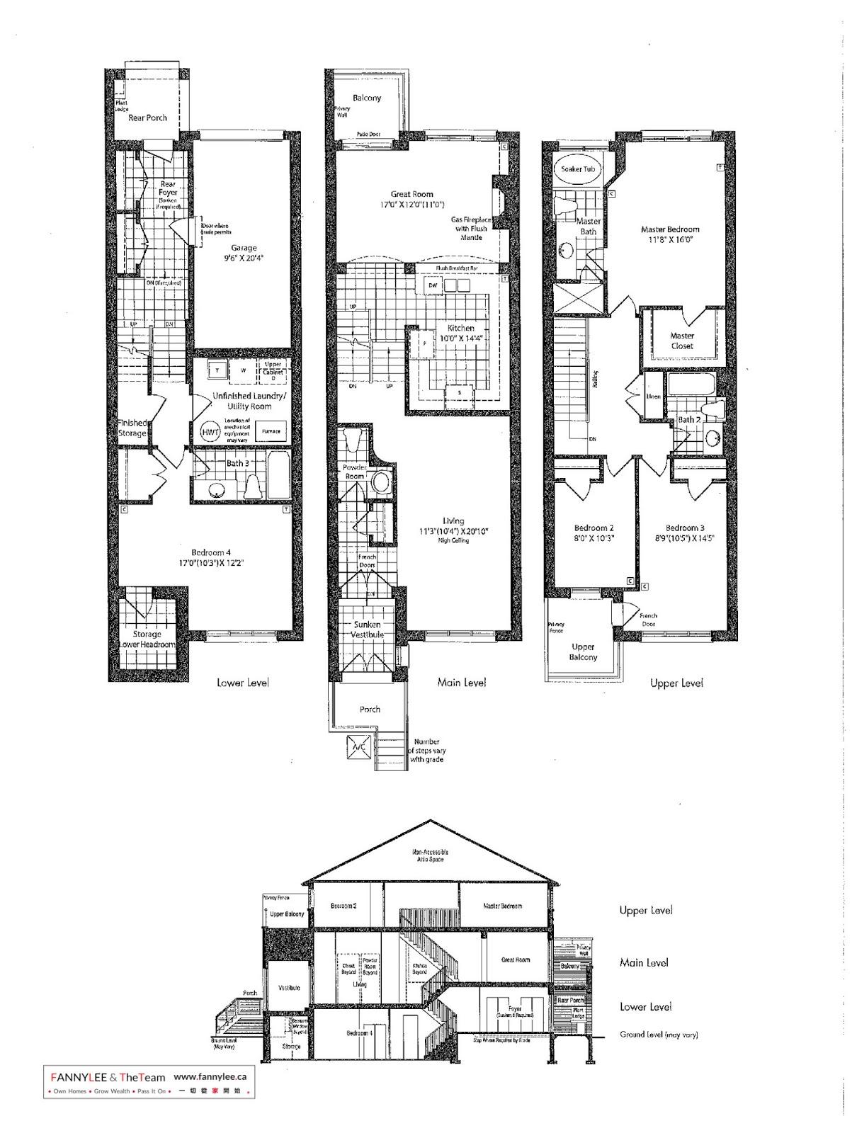 Monday 8 april 2013 for Monarch homes floor plans