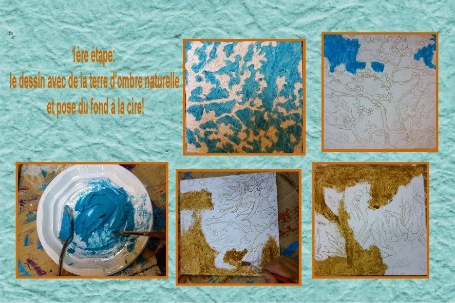 A partir de Van Gogh...
