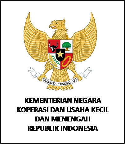 Logo Kementerian Koperasi dan Usaha Kecil dan menengah [Kemenegkop dan UKM]