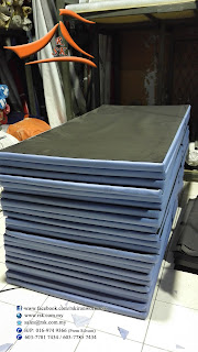 Refurnish Sponge Cover - One of our client from bangi request to refurnish client the sponge with a new cover. Job were in the progress and will be completed by today