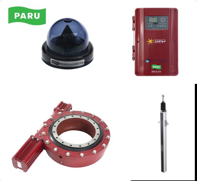 [PARU Solar Tracker] PARU 1