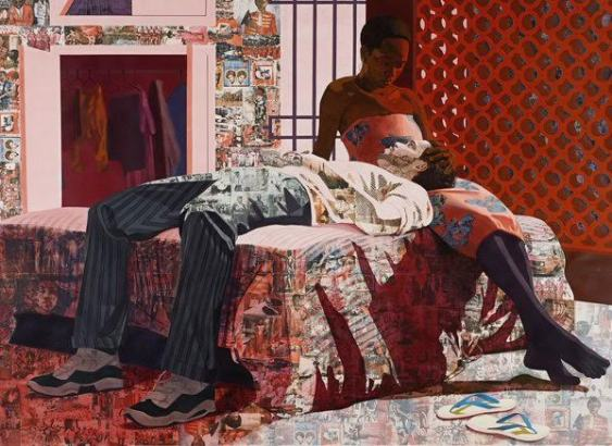 2015 Joyce Alexander Wein Artist Prize: Late Dora Akunyili's daughter, Njideka Crosby is doing so well