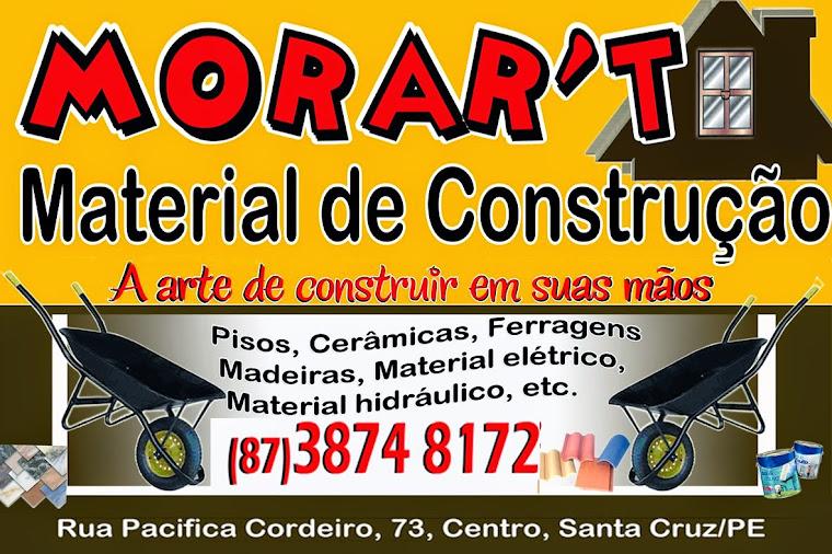 MORART MATERIAL DE CONSTRUÇÃO