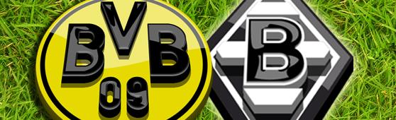 bvb vs gladbach