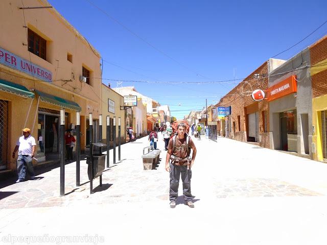 La Quiaca centro, Jujuy, Bolivia, Perú