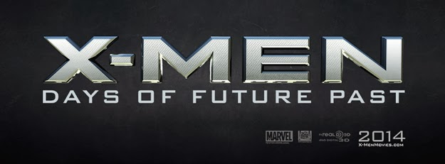 x-men days of future past, logo
