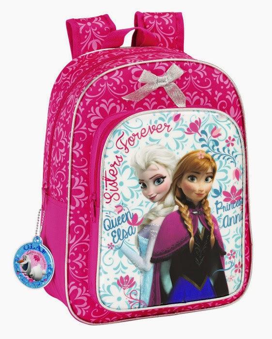 MOCHILA - Disney Frozen : Infantil  Producto Oficial | Disney | Safta | Mochila Escolar