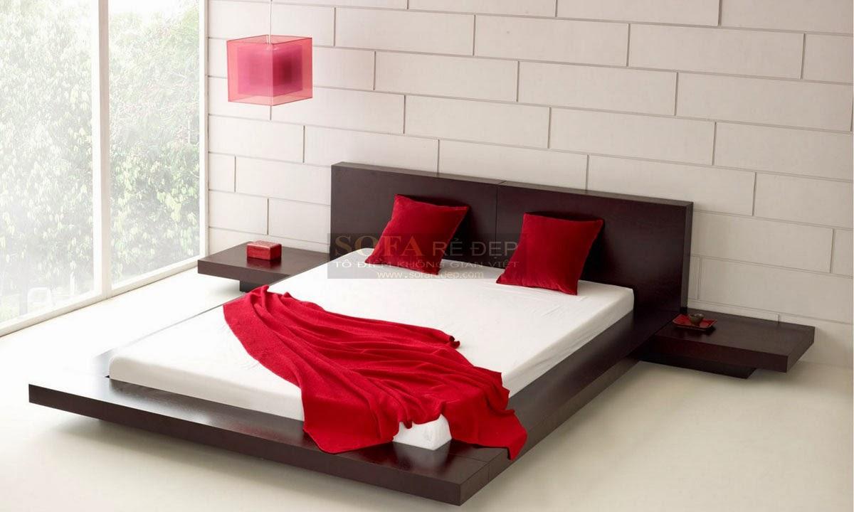 Giường ngủ GN005
