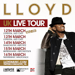 UK LIVE TOUR TIX!!