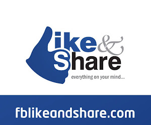Facebook Like and Share - Everything on your mind