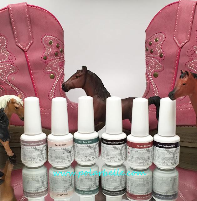 nail art, Rodeo