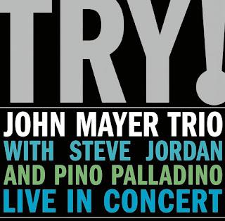 """John Mayer Album: """"Try!"""" (2005)"""