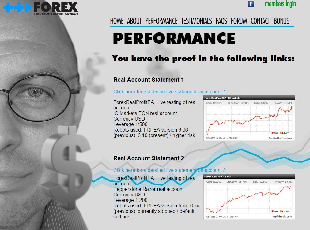 Are forex trading robots real