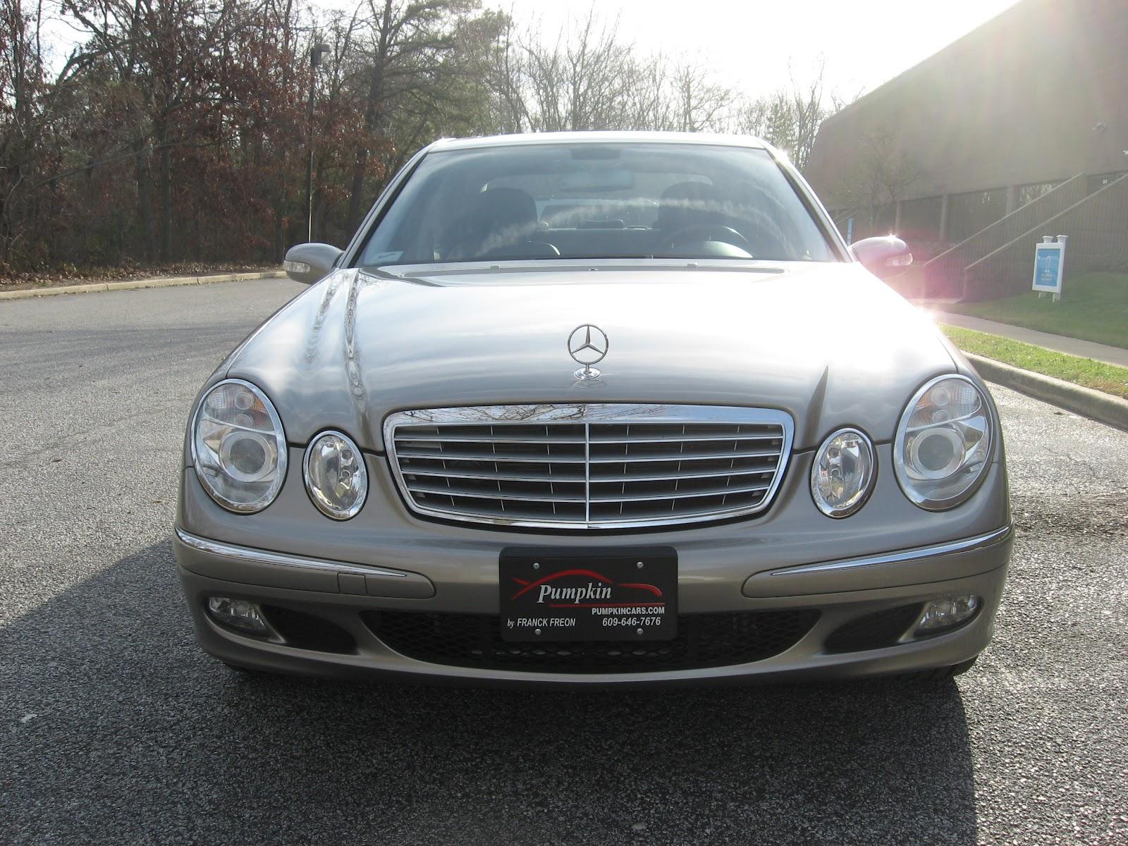 Pumpkin fine cars and exotics 2006 mercedes benz e350 4matic for Mercedes benz 4matic