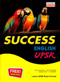 English Trial UPSR 2013 SJK C Examination Papers