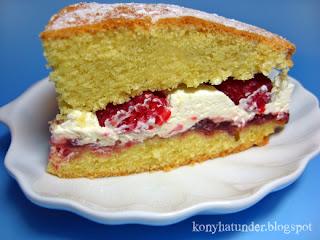 a-slice-of-Victoria-sponge-cake