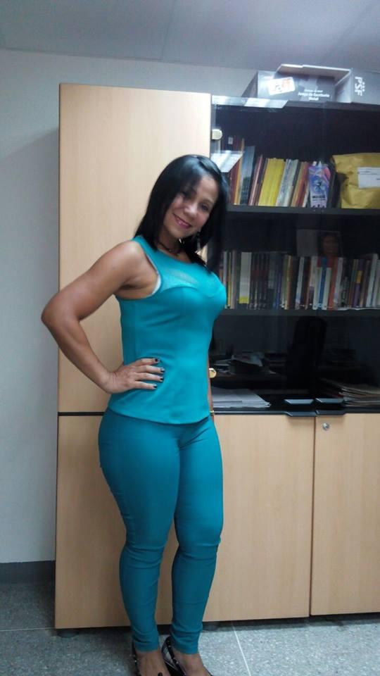 La belleza Negra venezolana