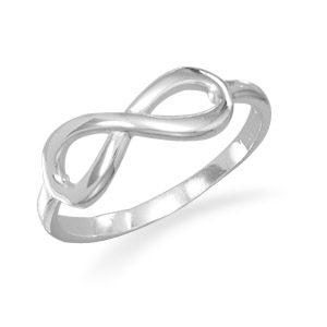 Salerno 39 s jewelry stores the meaning behind the infinity for Infinity ring jewelry store