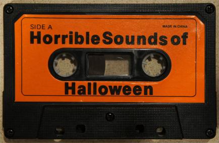 Horrible Sounds of Halloween