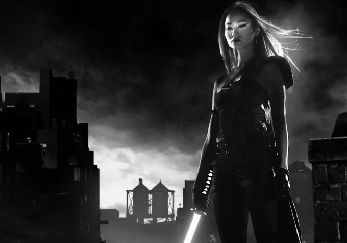 movie review sin city