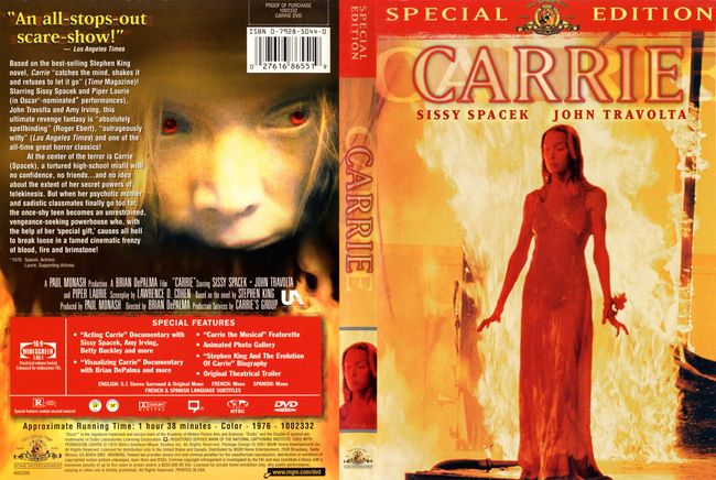Carrie (1976) – Latino