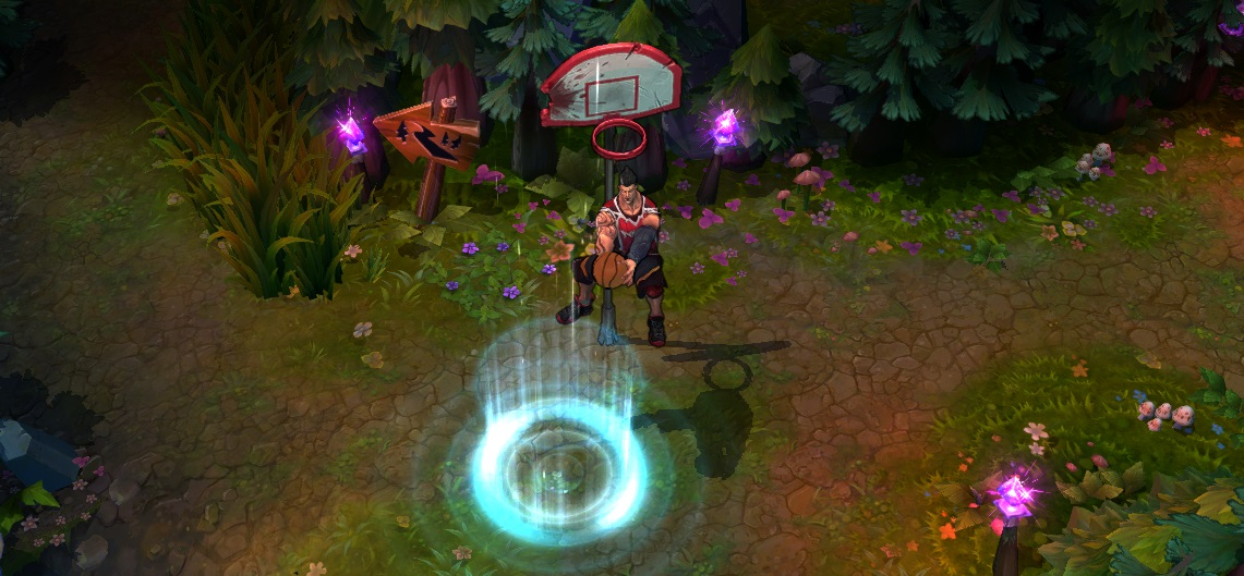 DUNKMASTER DARIUS NOW AVAILABLE! -- League of Legends ...