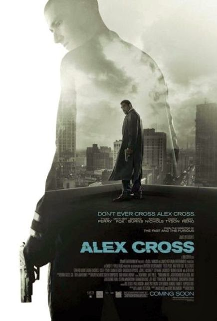 """Alex Cross (2012)"" movie review by Glen Tripollo"