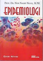 toko buku rahma: buku EPIDEMIOLOGI, pengarang nur nasry noor, penerbit rineka cipta