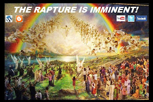 THE RAPTURE IS IMMINENT! ARE YOU READY?