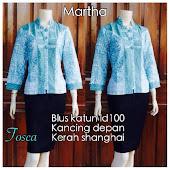 Blouse Batik DBT 4076 Harga Reseller : Rp 65.000,-